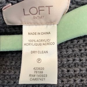 LOFT Sweaters - LOST Sweater